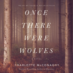 Once There Were Wolves Book Cover - Click to open Audiobooks panel