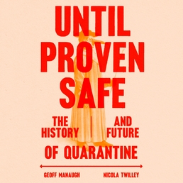 Until Proven Safe Book Cover - Click to open Audiobooks panel