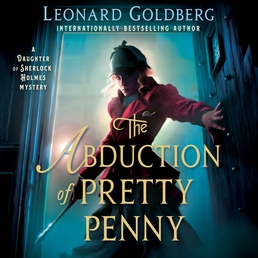The Abduction of Pretty Penny Book Cover - Click to open Audiobooks panel
