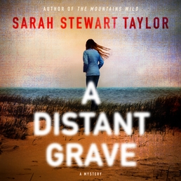A Distant Grave Book Cover - Click to open Audiobooks panel