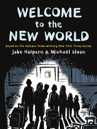 Welcome to the New World Book Cover - Click to open Metropolitan Books panel