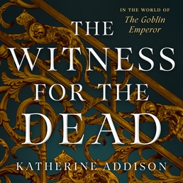The Witness for the Dead Book Cover - Click to open Audiobooks panel