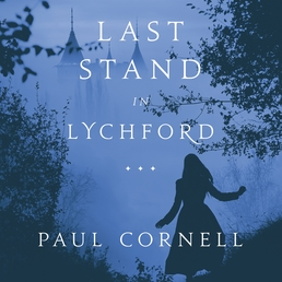 Last Stand in Lychford Book Cover - Click to open Audiobooks panel