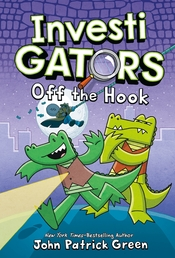 InvestiGators: Off the Hook Book Cover - Click to open :01 Collection panel