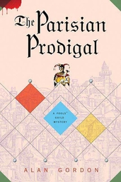 The Parisian Prodigal Book Cover - Click to open New Releases panel