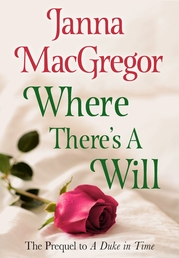 Where There's A Will Book Cover - Click to open Top Sellers panel