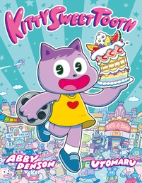 Kitty Sweet Tooth Book Cover - Click to open :01 Collection panel
