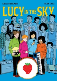 Lucy in the Sky Book Cover - Click to open New Releases panel