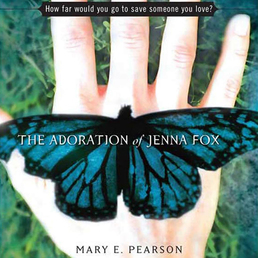 The Adoration of Jenna Fox Book Cover - Click to open Young Listener panel