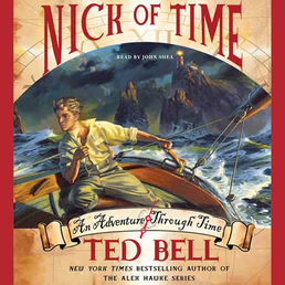 Nick of Time Book Cover - Click to open Young Listener panel