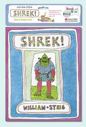 Shrek! (Book & CD Set) Book Cover - Click to open Young Listener panel