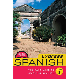 Behind the Wheel Express - Spanish 1 Book Cover - Click to open Behind the Wheel panel