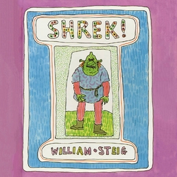 Shrek! Book Cover - Click to open Young Listener panel