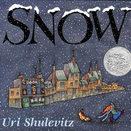 Snow Book Cover - Click to open Young Listener panel