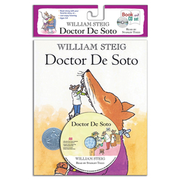 Doctor De Soto Book Cover - Click to open Young Listener panel