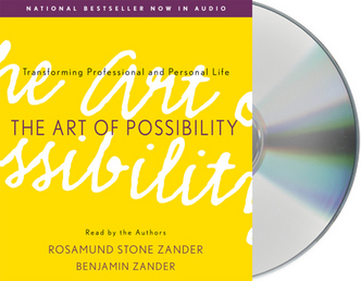 The Art of Possibility Book Cover - Click to open Top Sellers panel