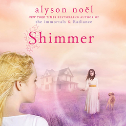 Shimmer Book Cover - Click to open Young Listener panel