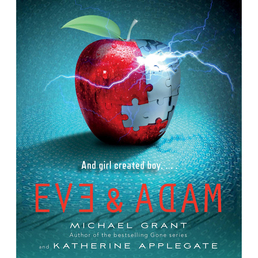 Eve and Adam Book Cover - Click to open Young Listener panel