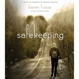 Safekeeping Book Cover - Click to open Young Listener panel