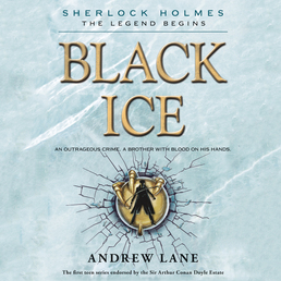 Black Ice Book Cover - Click to open Young Listener panel