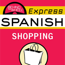 Behind the Wheel Express Spanish: Shopping Book Cover - Click to open Behind the Wheel panel