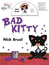Bad Kitty Storytime Set Book Cover - Click to open Young Listener panel