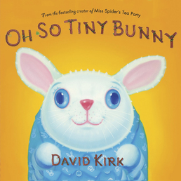 Oh So Tiny Bunny Book Cover - Click to open Young Listener panel
