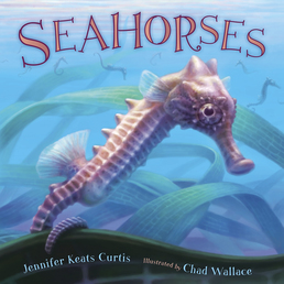 Seahorses Book Cover - Click to open Young Listener panel