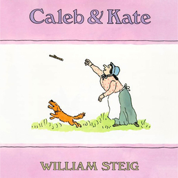 Caleb and Kate Book Cover - Click to open Young Listener panel
