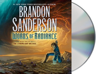 Words of Radiance Book Cover - Click to open Top Sellers panel