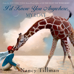 I'd Know You Anywhere, My Love Book Cover - Click to open Young Listener panel