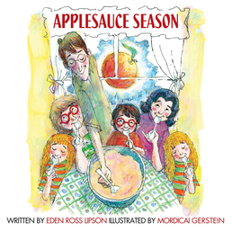 Applesauce Season Book Cover - Click to open Young Listener panel