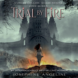 Trial by Fire Book Cover - Click to open Young Listener panel