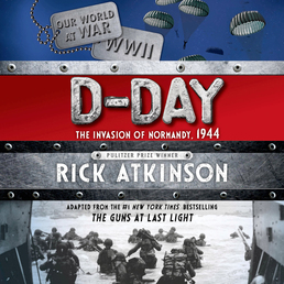 D-Day Book Cover - Click to open Young Listener panel