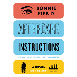 Aftercare Instructions Book Cover - Click to open Young Listener panel