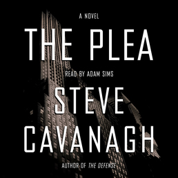 The Plea Book Cover - Click to open Audiobooks panel