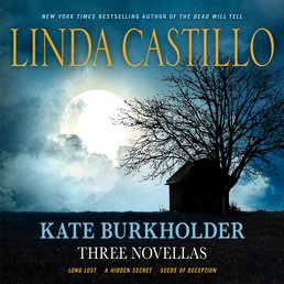 Kate Burkholder: Three Novellas Book Cover - Click to open Top Sellers panel