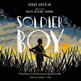 Soldier Boy Book Cover - Click to open Young Listener panel