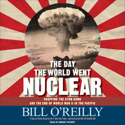 The Day the World Went Nuclear Book Cover - Click to open Young Listener panel