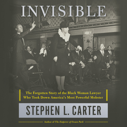 Invisible Book Cover - Click to open Audiobooks panel