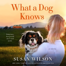 What a Dog Knows Book Cover - Click to open Audiobooks panel