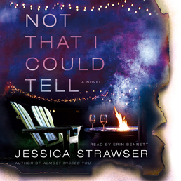 Not That I Could Tell Book Cover - Click to open Coming Soon panel