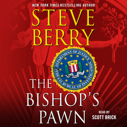 The Bishop's Pawn Book Cover - Click to open Audiobooks panel