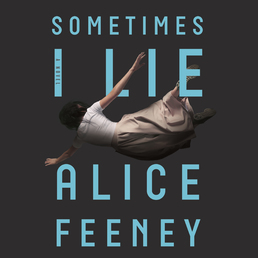 Sometimes I Lie Book Cover - Click to open Audiobooks panel