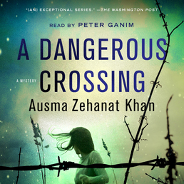 A Dangerous Crossing Book Cover - Click to open Audiobooks panel
