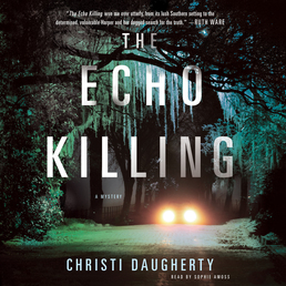 The Echo Killing Book Cover - Click to open Audiobooks panel