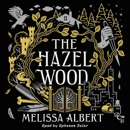 The Hazel Wood Book Cover - Click to open Young Listener panel