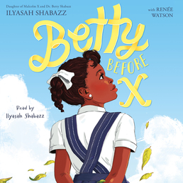 Betty Before X Book Cover - Click to open Young Listener panel
