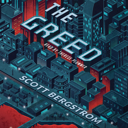 The Greed Book Cover - Click to open Young Listener panel