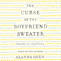 The Curse of the Boyfriend Sweater Book Cover - Click to open Audiobooks panel